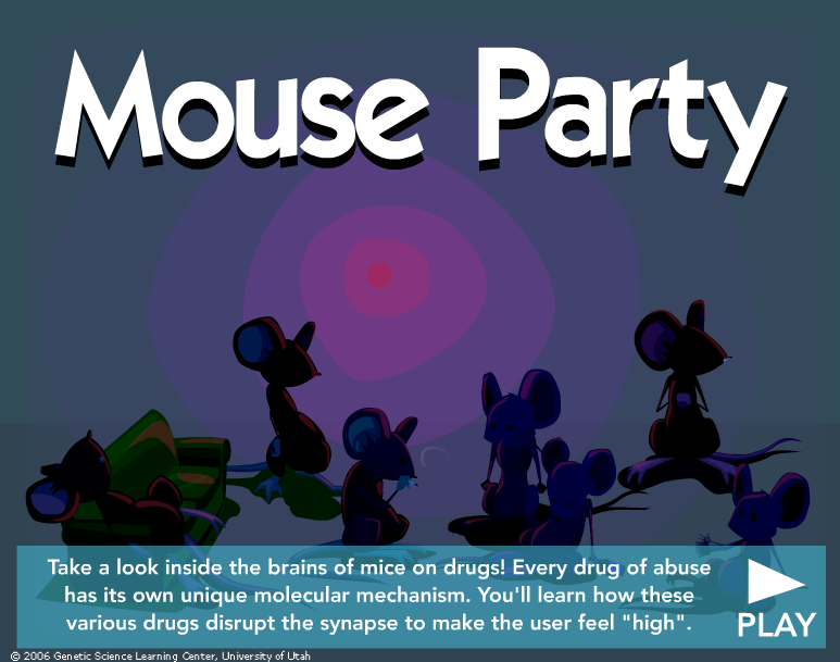 Mouse Party – Mouse Party Worksheet