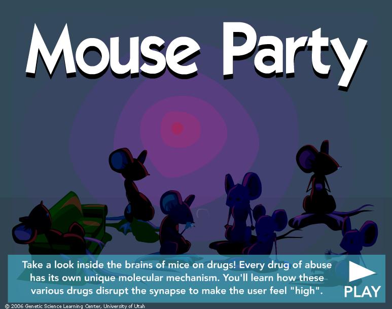 Mouse Party Worksheet | Worksheet